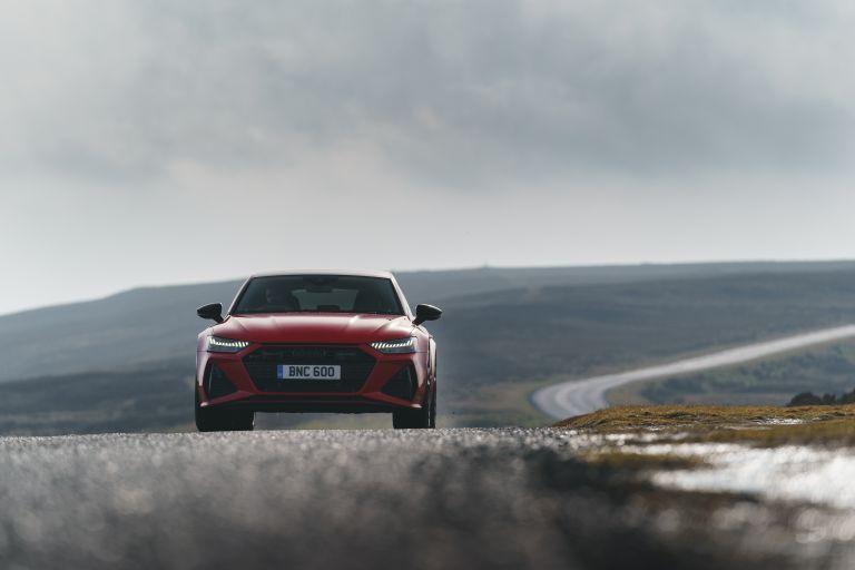 2020 Audi RS 7 Sportback - UK version 581801