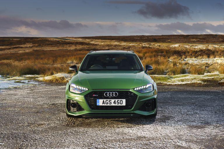 2020 Audi RS 4 Avant - UK version 581880
