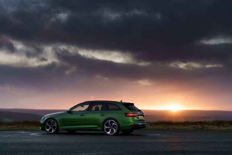 2020 Audi RS 4 Avant - UK version 581882