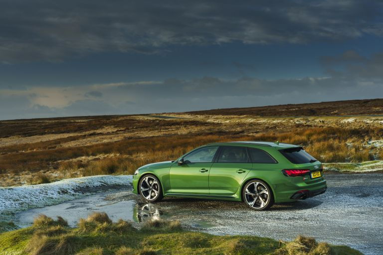 2020 Audi RS 4 Avant - UK version 581883