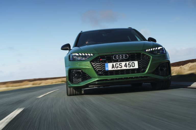 2020 Audi RS 4 Avant - UK version 581885