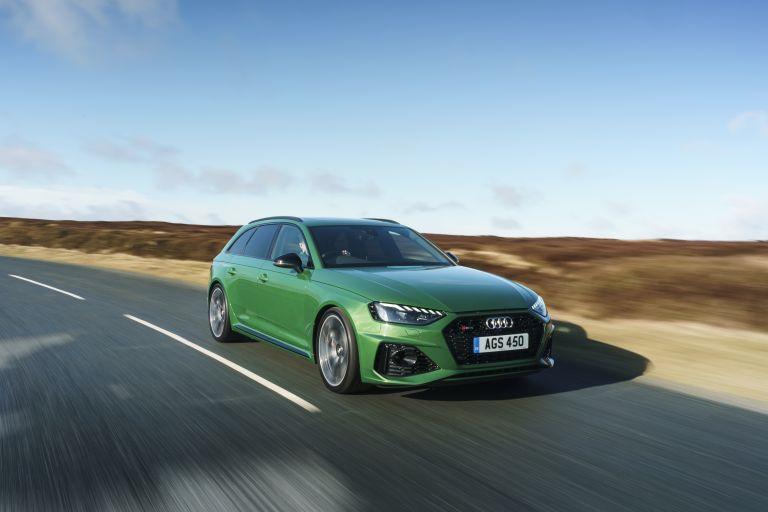 2020 Audi RS 4 Avant - UK version 581888