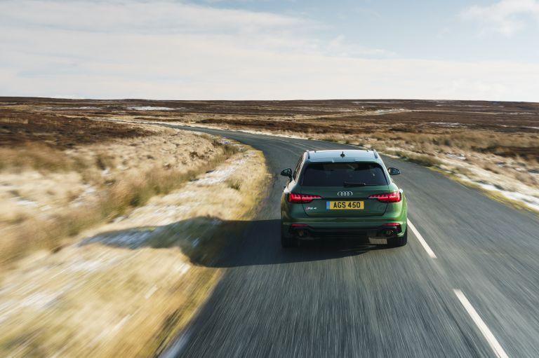 2020 Audi RS 4 Avant - UK version 581893