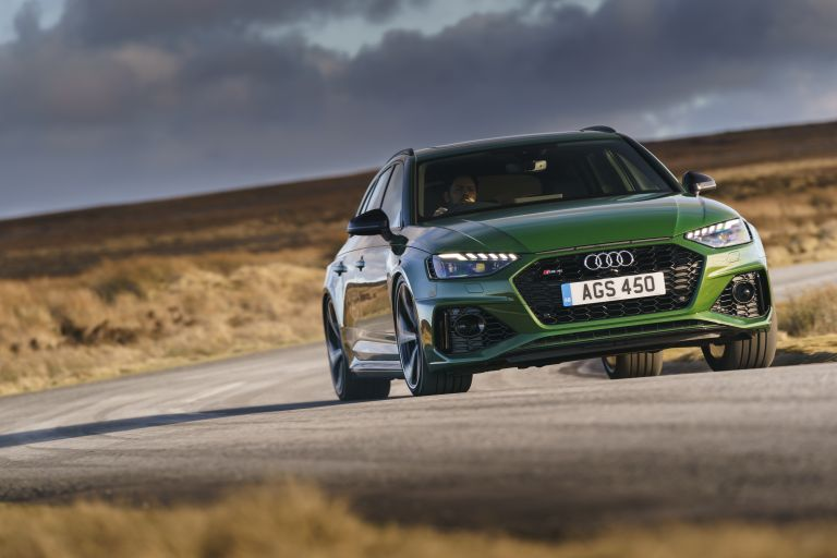 2020 Audi RS 4 Avant - UK version 581896