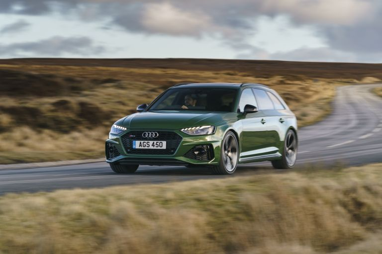 2020 Audi RS 4 Avant - UK version 581900