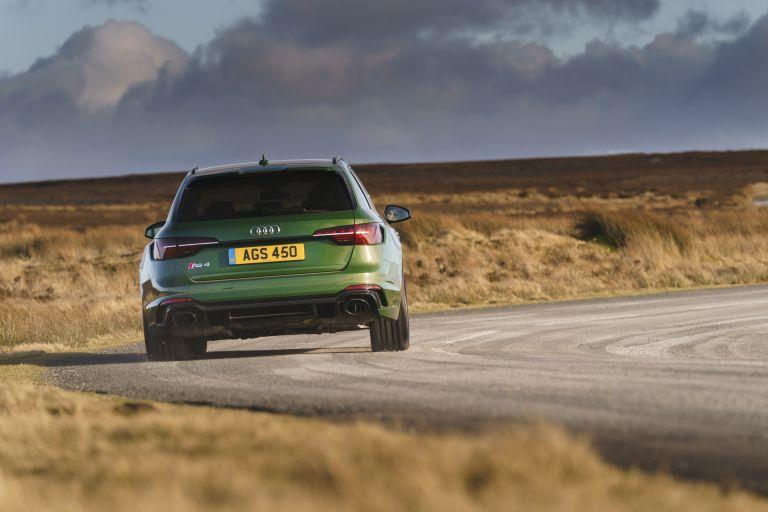 2020 Audi RS 4 Avant - UK version 581906