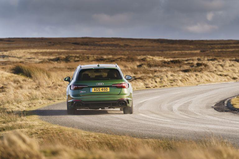 2020 Audi RS 4 Avant - UK version 581907