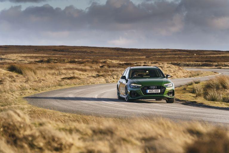 2020 Audi RS 4 Avant - UK version 581908