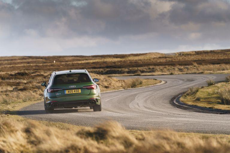 2020 Audi RS 4 Avant - UK version 581912