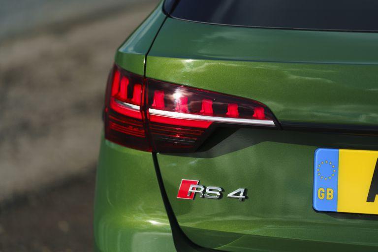 2020 Audi RS 4 Avant - UK version 581932