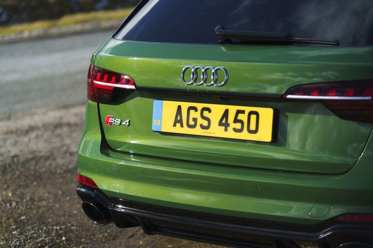 2020 Audi RS 4 Avant - UK version 581934