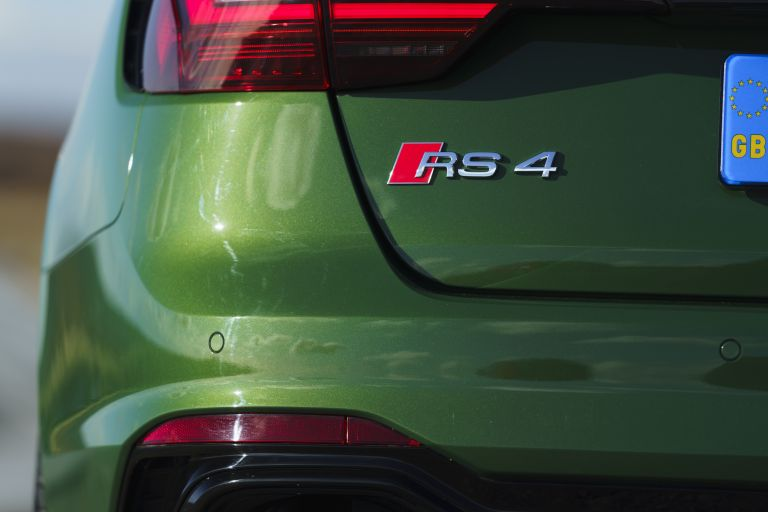 2020 Audi RS 4 Avant - UK version 581937