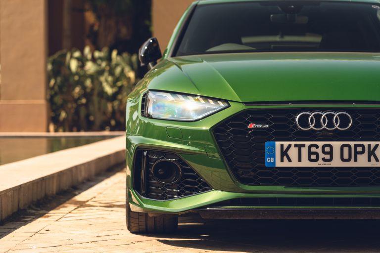 2020 Audi RS 4 Avant - UK version 581938