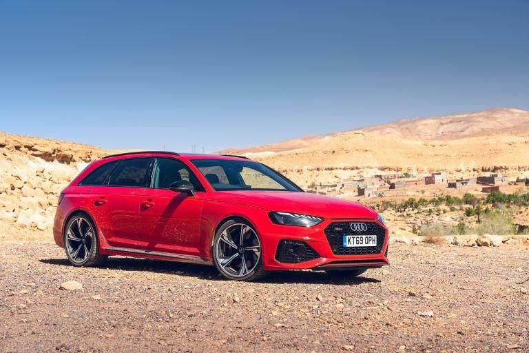 2020 Audi RS 4 Avant - UK version 581975