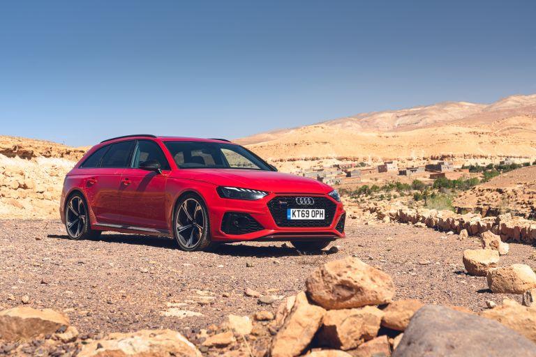 2020 Audi RS 4 Avant - UK version 581976