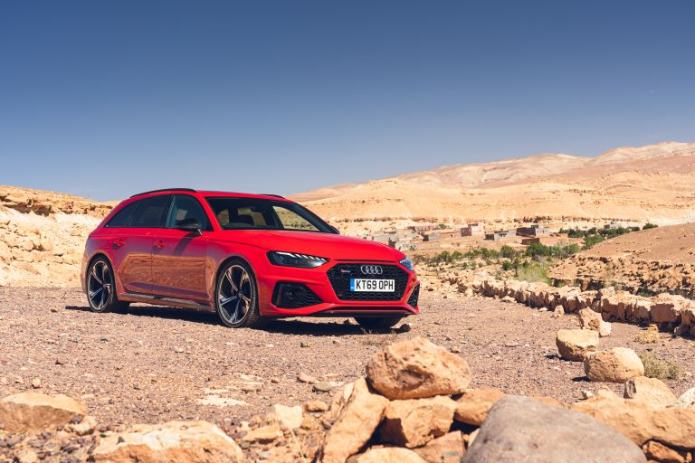 2020 Audi RS 4 Avant - UK version 581977