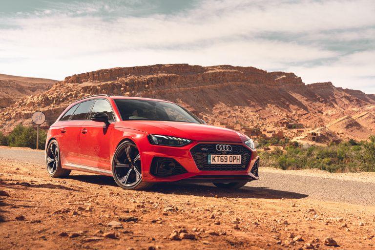 2020 Audi RS 4 Avant - UK version 581983