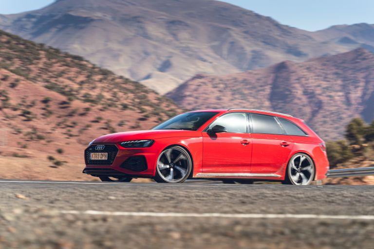 2020 Audi RS 4 Avant - UK version 581986