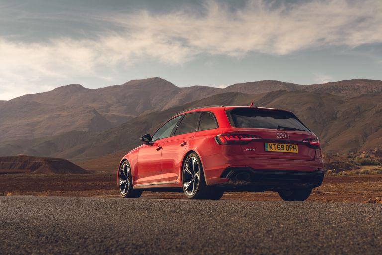 2020 Audi RS 4 Avant - UK version 581987
