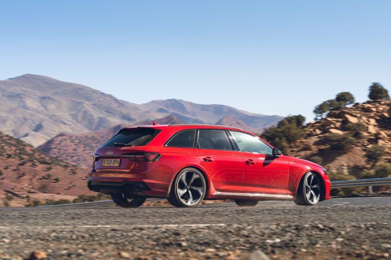 2020 Audi RS 4 Avant - UK version 581990