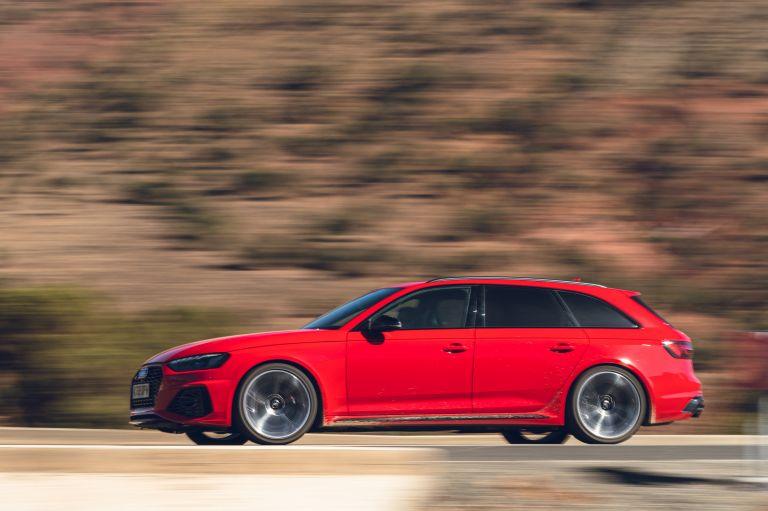 2020 Audi RS 4 Avant - UK version 581999