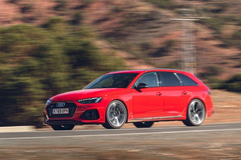 2020 Audi RS 4 Avant - UK version 582000