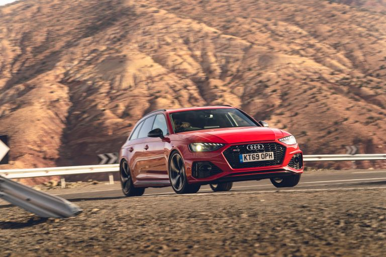 2020 Audi RS 4 Avant - UK version 582006
