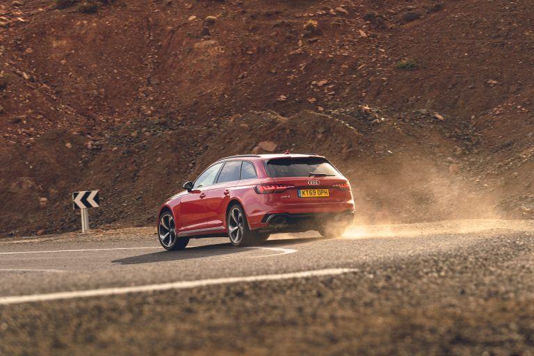 2020 Audi RS 4 Avant - UK version 582012
