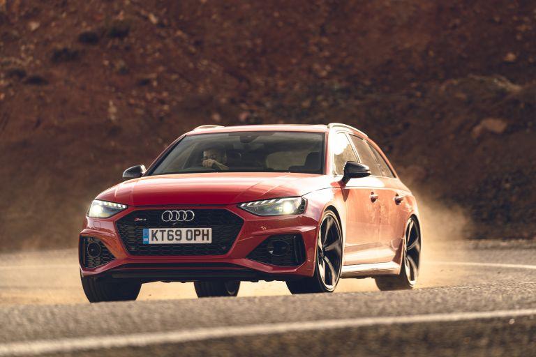 2020 Audi RS 4 Avant - UK version 582014