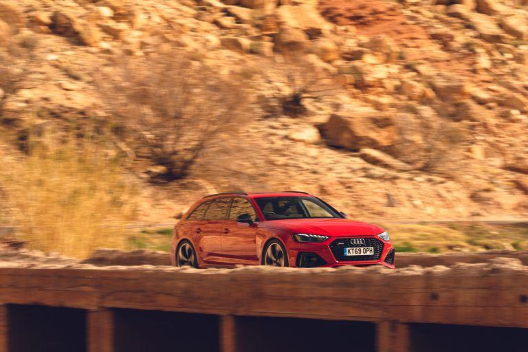 2020 Audi RS 4 Avant - UK version 582027