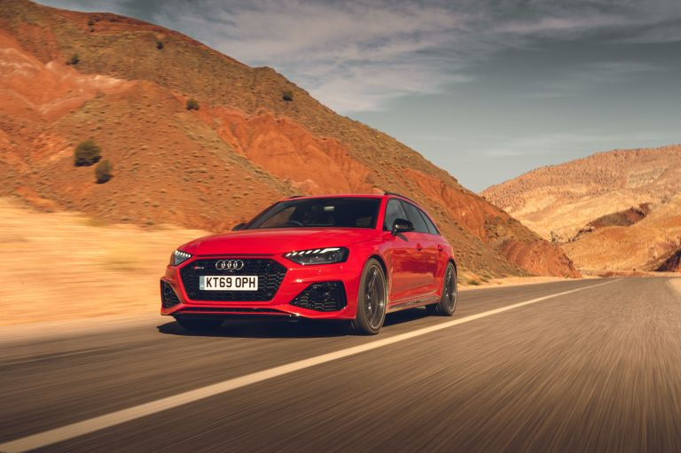 2020 Audi RS 4 Avant - UK version 582031