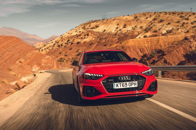 2020 Audi RS 4 Avant - UK version 582034