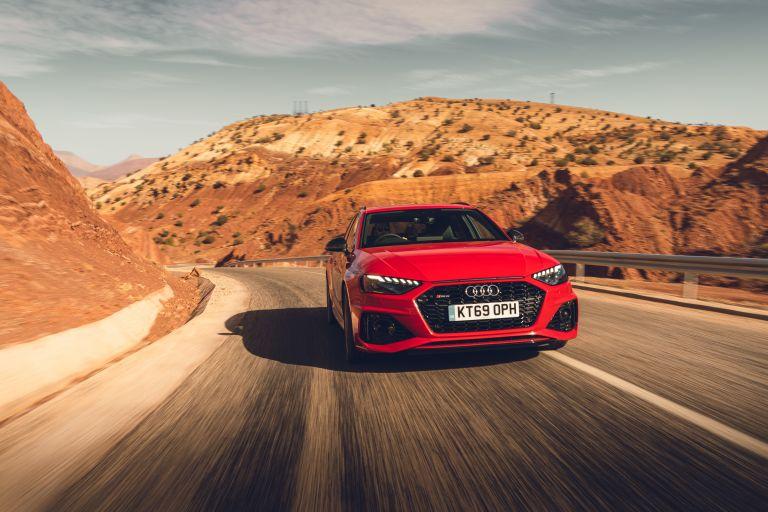 2020 Audi RS 4 Avant - UK version 582035