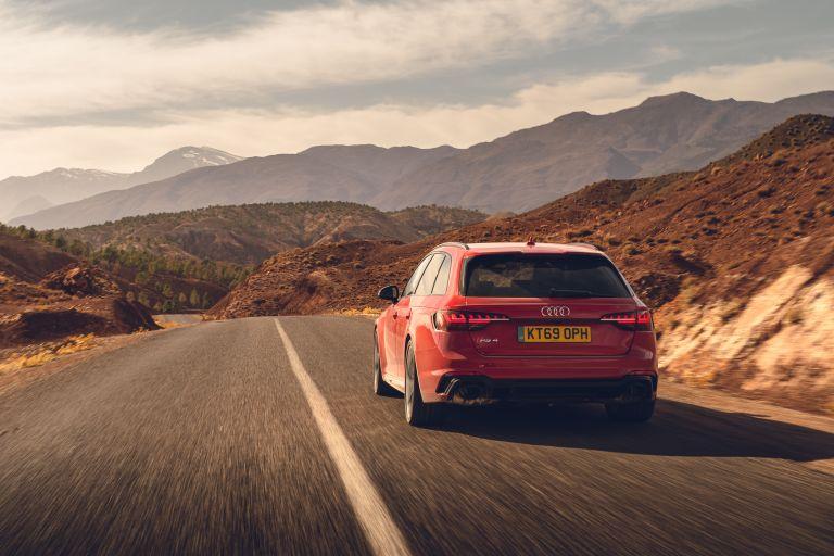 2020 Audi RS 4 Avant - UK version 582037