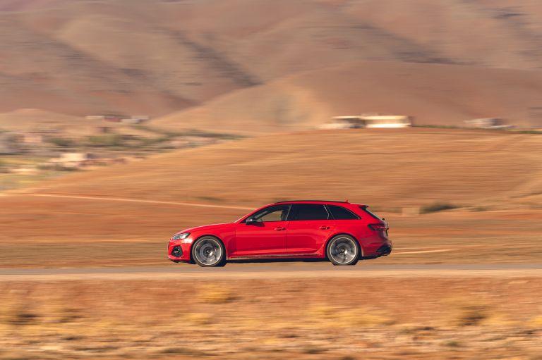 2020 Audi RS 4 Avant - UK version 582042