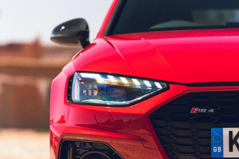 2020 Audi RS 4 Avant - UK version 582045
