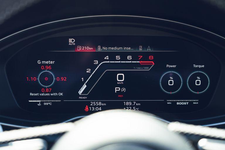 2020 Audi RS 4 Avant - UK version 582051