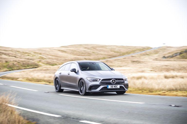 2020 Mercedes-AMG CLA 35 4Matic Shooting Brake - UK version 582056