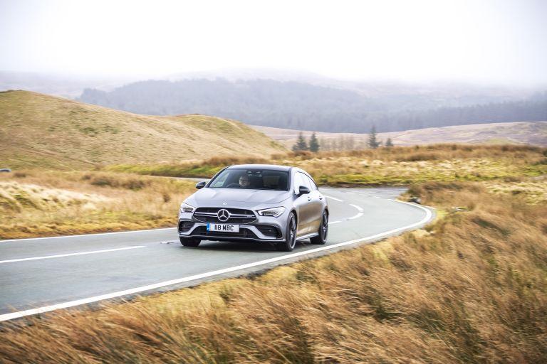 2020 Mercedes-AMG CLA 35 4Matic Shooting Brake - UK version 582059
