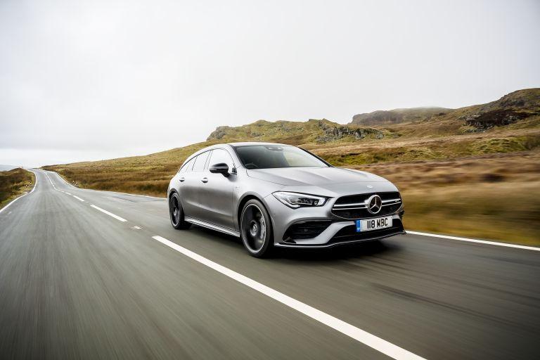 2020 Mercedes-AMG CLA 35 4Matic Shooting Brake - UK version 582063