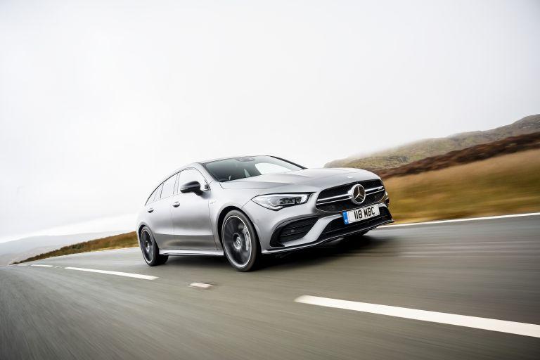 2020 Mercedes-AMG CLA 35 4Matic Shooting Brake - UK version 582064