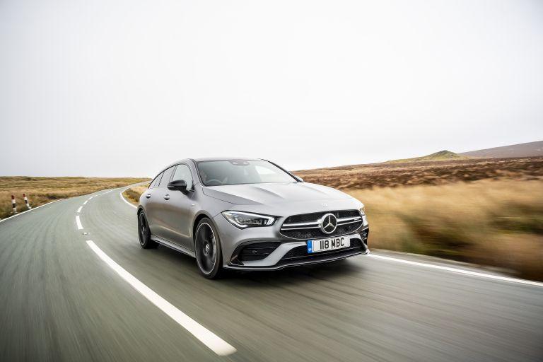 2020 Mercedes-AMG CLA 35 4Matic Shooting Brake - UK version 582067
