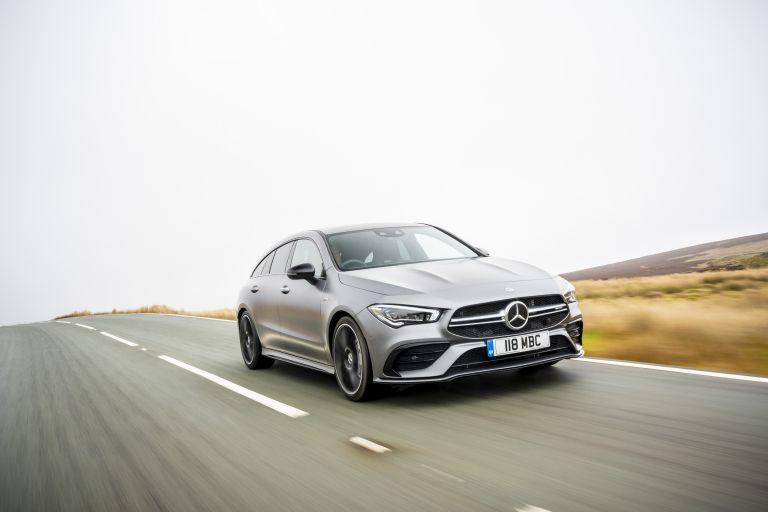 2020 Mercedes-AMG CLA 35 4Matic Shooting Brake - UK version 582068