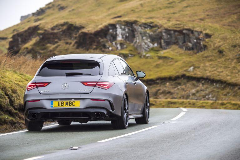 2020 Mercedes-AMG CLA 35 4Matic Shooting Brake - UK version 582075