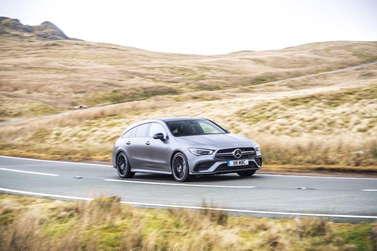 2020 Mercedes-AMG CLA 35 4Matic Shooting Brake - UK version 582080
