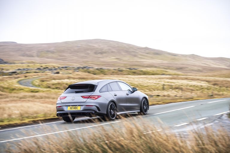 2020 Mercedes-AMG CLA 35 4Matic Shooting Brake - UK version 582081