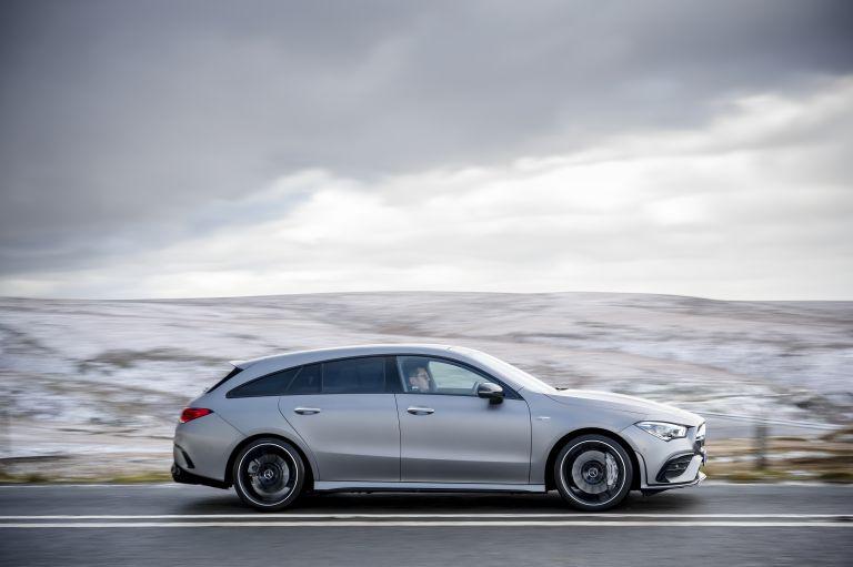 2020 Mercedes-AMG CLA 35 4Matic Shooting Brake - UK version 582083