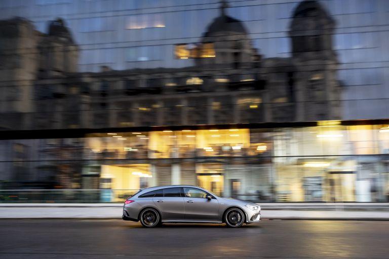 2020 Mercedes-AMG CLA 35 4Matic Shooting Brake - UK version 582088