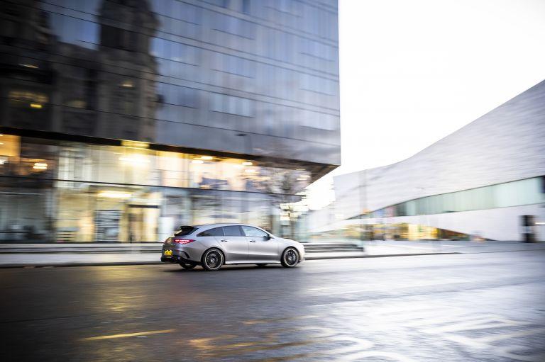 2020 Mercedes-AMG CLA 35 4Matic Shooting Brake - UK version 582089