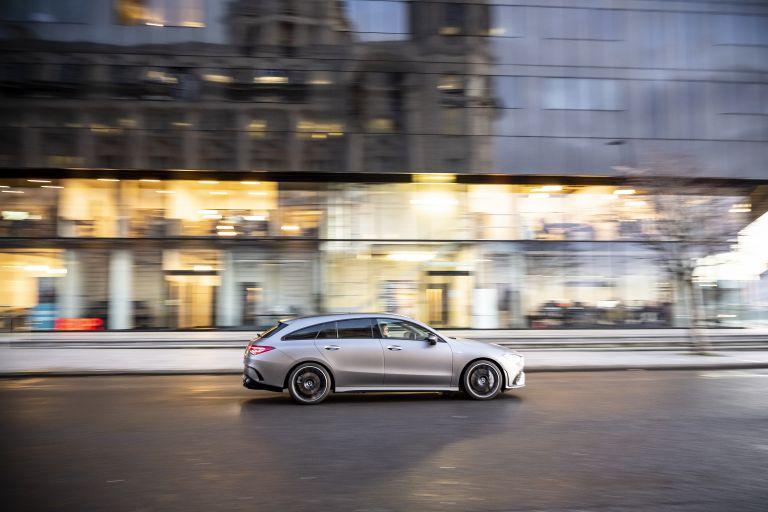 2020 Mercedes-AMG CLA 35 4Matic Shooting Brake - UK version 582090